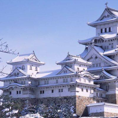 姫路城の建築