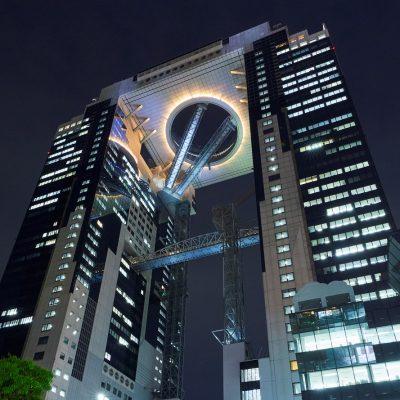大阪の建築:梅田スカイビル